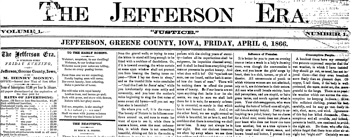 Jefferson Public Library To Digitize Newspaper Microfilm