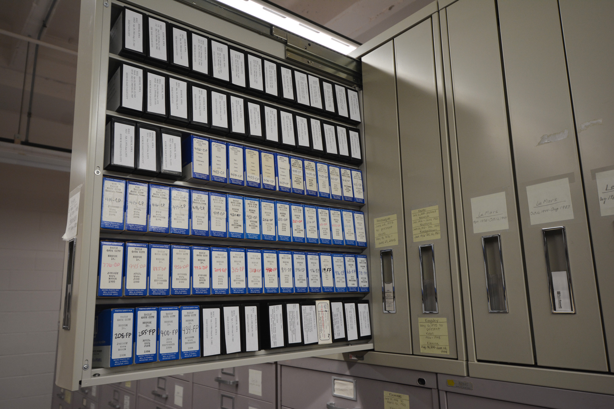 Rights As A Microfilm Subscriber