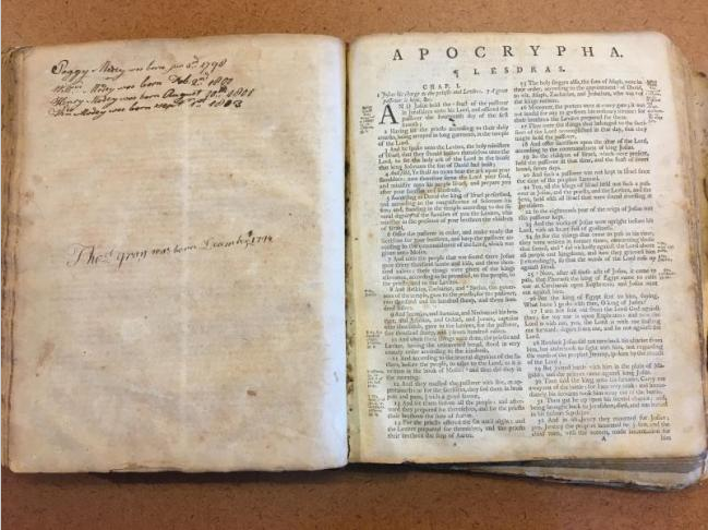 Skidompha Library program can save family historical documents