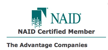Advantage NAID Certification