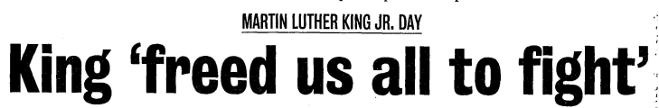 Community Archive Find: Martin Luther King Jr.