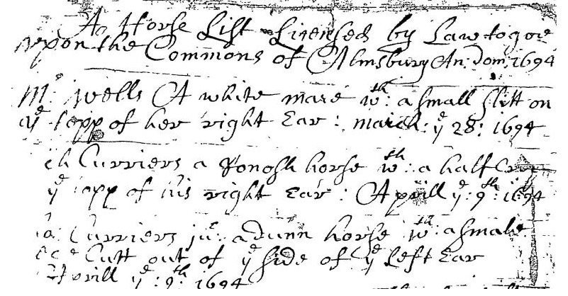 Community Archive Find: Massachusetts Town Records from 1642