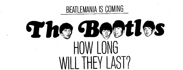TDIH: The Beatles