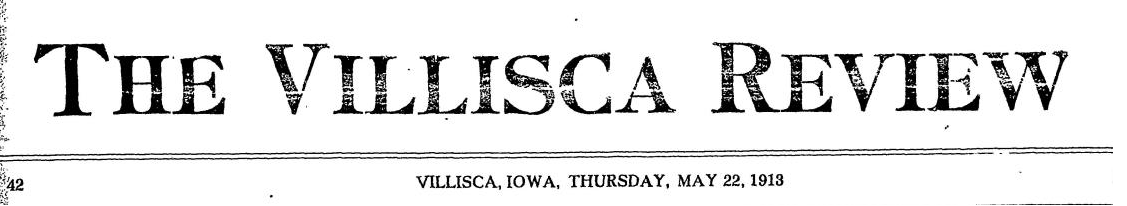Community Archive Find: Villisca Axe Murders